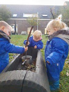 Kinderen buiten